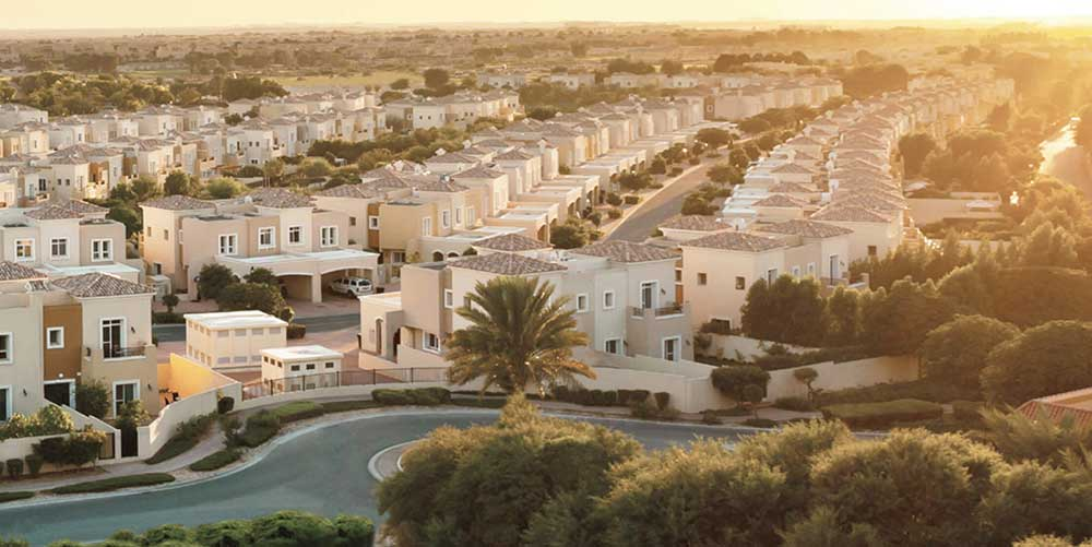 Properties with Marvelous Amenities at Arabian Ranches Dubai