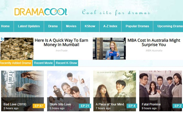 Dramacool And Its Ultimate Free Alternatives